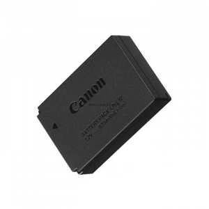 Pin Canon LP-E12 (for Canon EOS 100D, M50, M100, SX70HS)