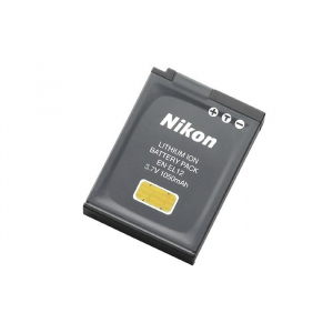 Pin Nikon EN-EL12 Battery (for Nikon CoolPix S610, S610c, S70, S1000pj & AW100)